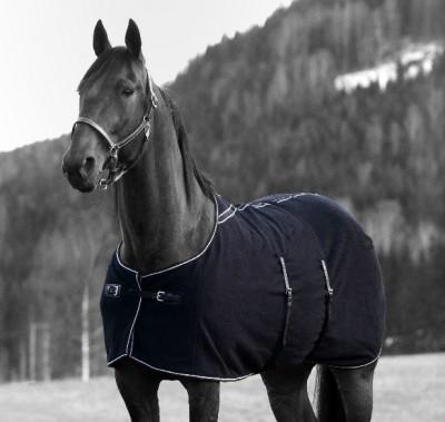 ulltäcke till häst